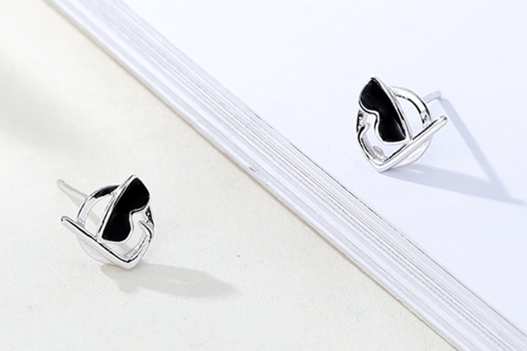 Neue kreative Mode: Scuba 925 Sterling Silber Tauchermaske mit Schnorchel