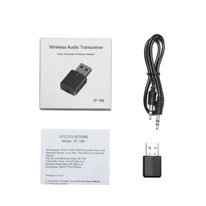 Image 5 - 5.0 émetteur Bluetooth récepteur Mini 3.5mm AUX stéréo sans fil adaptateur Bluetooth pour voiture Audio émetteur Bluetooth pour TV