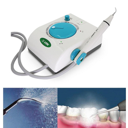 Ultrasonic Cleaning teeth Home Self Scaler Dental Care scaling Cleaning Plaque Tartar+5 tip