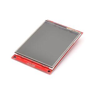"Image 2 - 3.5 ""pollici 480*320 MCU Seriale SPI TFT LCD Modulo Display con Touch Panel Build in driver ILI9486 Dropship"