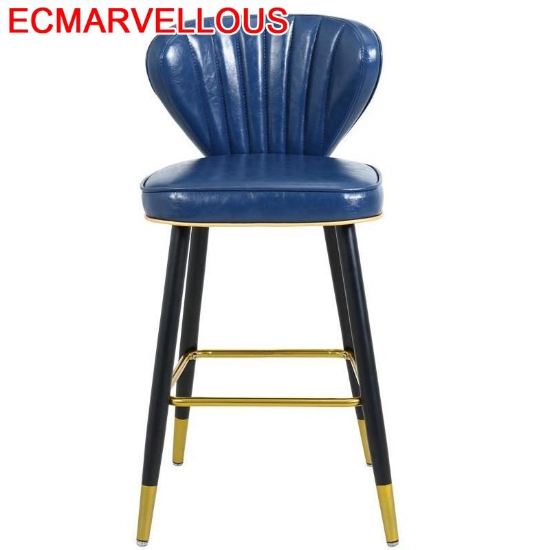 Fauteuil Stoelen Barstool La Taburete Table Comptoir Sandalyeler Para Barra Sgabello Silla Cadeira Tabouret De Moderne Bar Chair