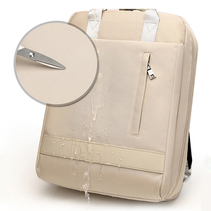 Image 5 - 2019 kadın USB şarj Laptop sırt çantası 15 15.6 inç dizüstü PC Tablet sırt çantası sırt çantası Macbook Dell HP HUAWEI
