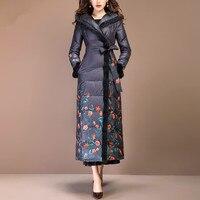 KMETRAM Women's Down Jacket Winter Coat Women Clothes 2019 Fashion Long Jackets for Women Warm Parka Plus Size Chaqueta Mujer MY