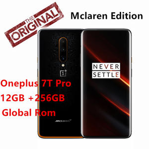 OnePlus 7T Pro Mclaren Edition Snapdragon 855+ 12GB 256GB  6.67'' AMOLED Screen 90Hz Refresh Rate 48MP Triple Cam 4085mA NFC