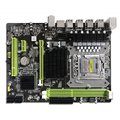 X58 Pro Материнская плата для X5675 X5680 X5690 USB3.0 Оперативная память DDR3 2 каналов max 2*16 gb Оперативная память