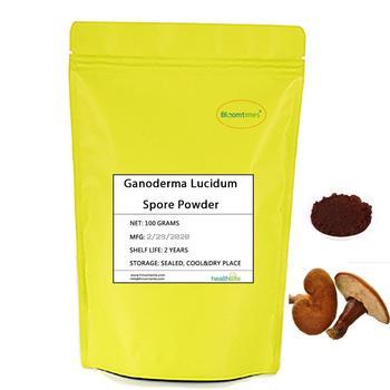 цена на Natural Ganoderma Lucidum Reishi Shell-broken Spore Powder Lingzhi Powder