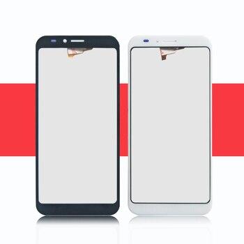Перейти на Алиэкспресс и купить Новый 5,5 дюймов для INOI kPhone / INOI kPhone 4G сенсорный экран стеклянная Сенсорная панель Объектив Стекло Замена для сотового телефона