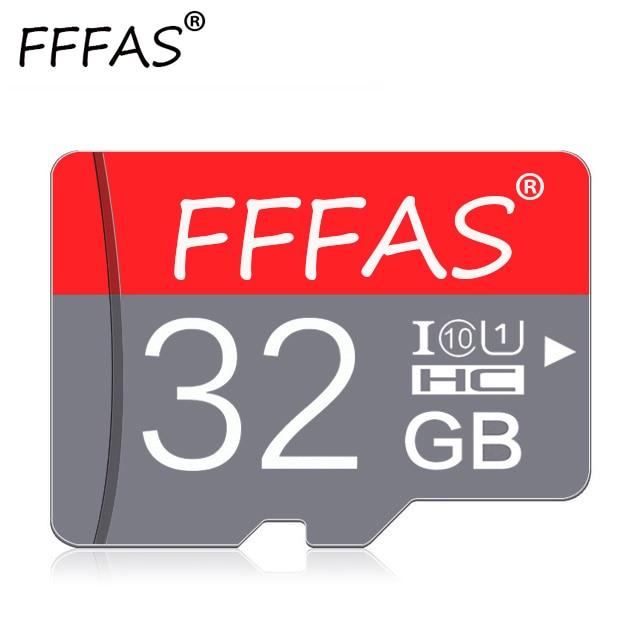 Hot Sale Tarjeta Micro Sd 4GB 8GB 16GB 32GB Class 10 Memory Card 32GB Cartao De Memoria 64GB Micro Sd Card 128GB Microsd TF Card