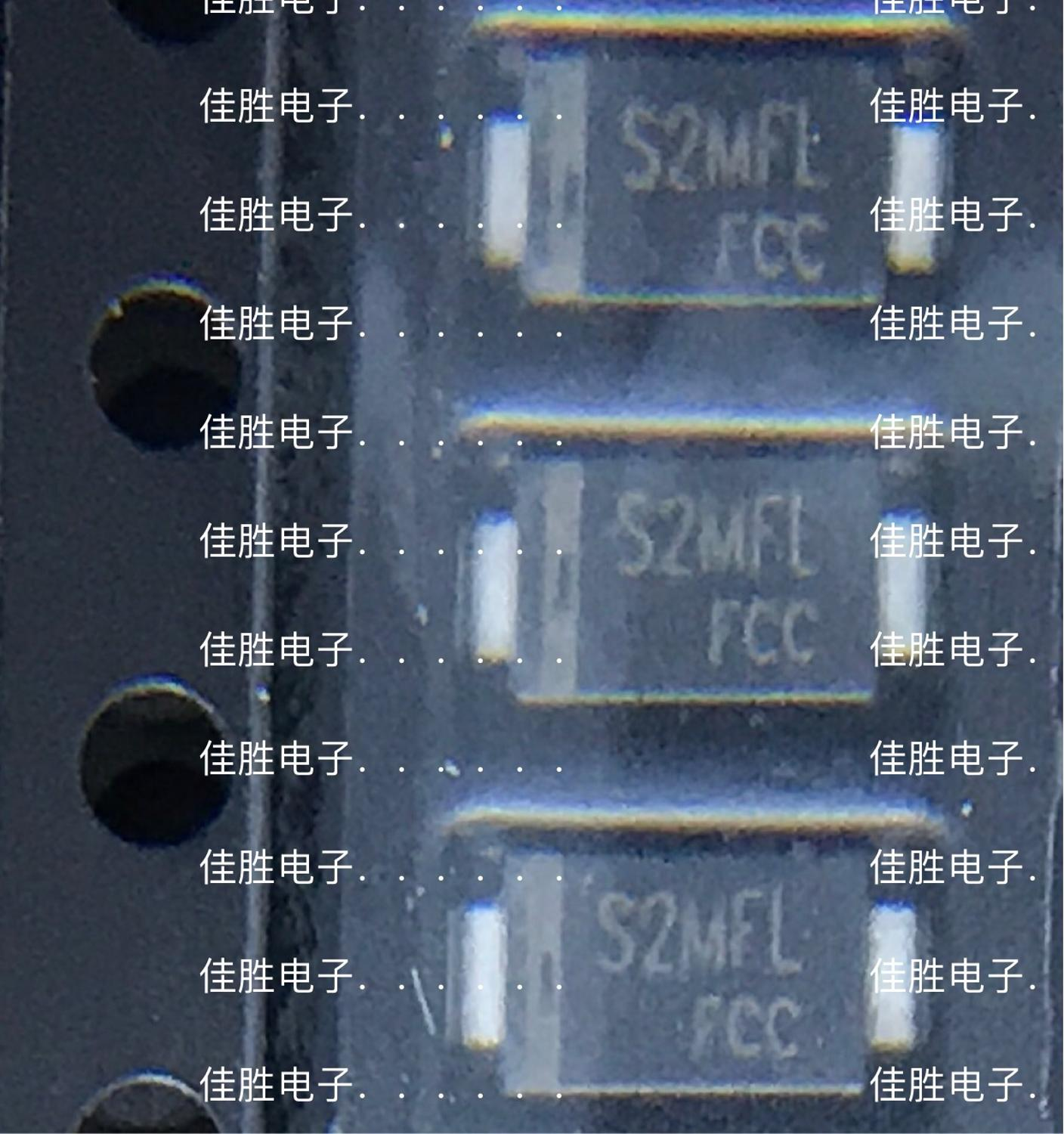 50pcs 100% New And Orginal S2MFL SMAF 2A1000V In Stock