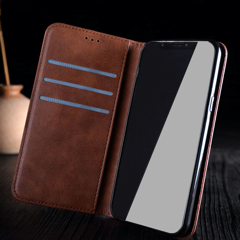 Image 5 - Case for Xiaomi Mi A3 funda Luxury leather with stand flip cover for xiaomi mi a3 case without magnets coque-in Wallet Cases from Cellphones & Telecommunications
