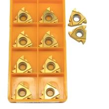 10 шт. MMT 16ER AG60 UE 6020 внешние токарные инструменты твердосплавные вставки токарные резцы токарный инструмент токарные вставки