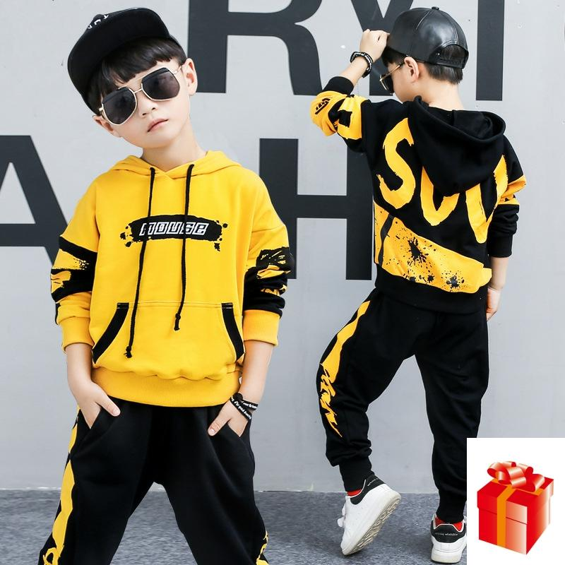 Children S Sets Boys Clothing 2020 Fashion Suit Children S Sports