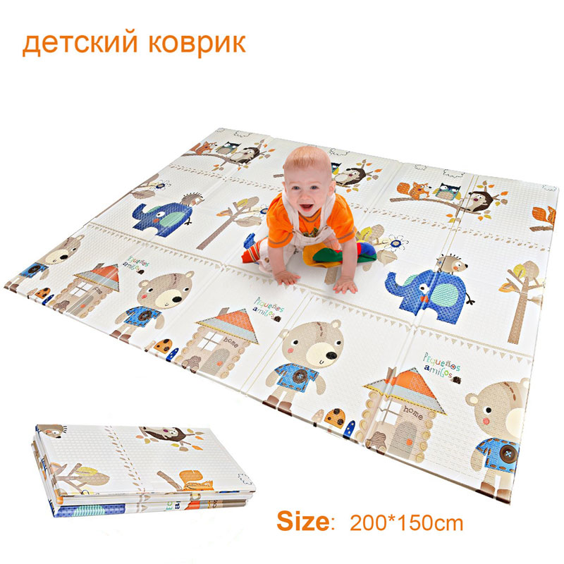 XPE Baby Play Mat Toys For Children s Mat Kids Rug Playmat Developing Mat Baby Room XPE Baby Play Mat Toys For Children's Mat Kids Rug Playmat Developing Mat Baby Room Crawling Pad Folding Mat Baby Carpet