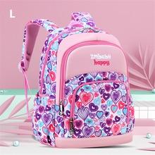 kids schoolbag cute Student School Backpacks Printed Waterproof bagpack primary school bags