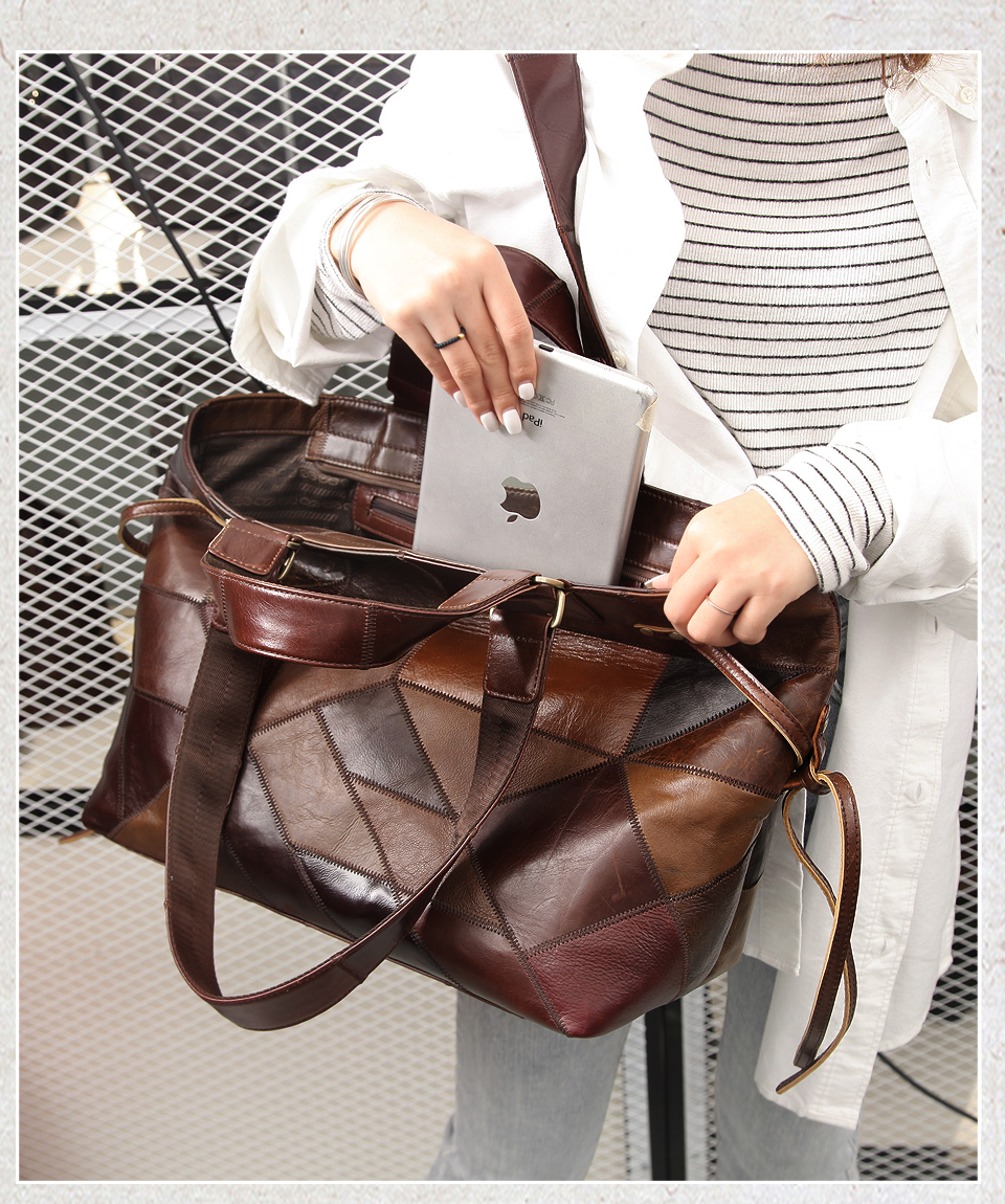 Big Bag for Women Genuine Leather Shoulder Bag H354c9c0c591c44deb4f9e4a6e809aaceo Bag