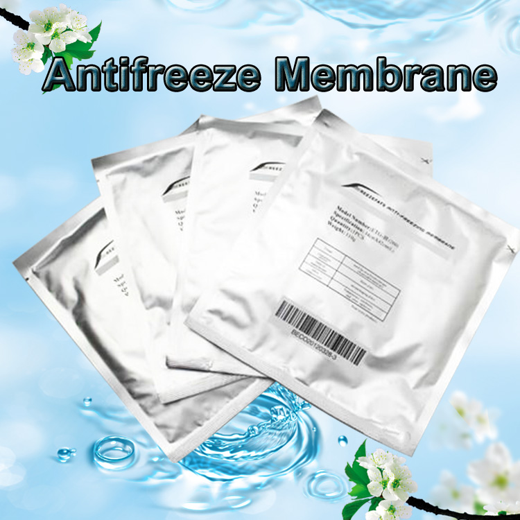 100PCS Antifreeze Membrane Mask Film Fat Anti Cooling Therapy Weight Loss Paper Pad For Slimming  Machine