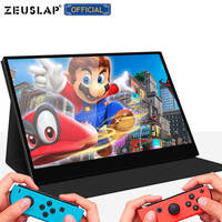 14 Portable touch monitor pc HD Screen 1080p IPS LCD Display HDMI Type C USB for laptop phone xbox switch ps4 gaming monitor