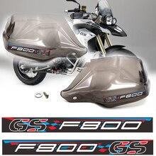 Motorcycle For BMW F800GS F 800 GS handguard Nipper Handlebar Hand Shield Protector Decal Sticker F800 Adventure ADV 2013 - 2018
