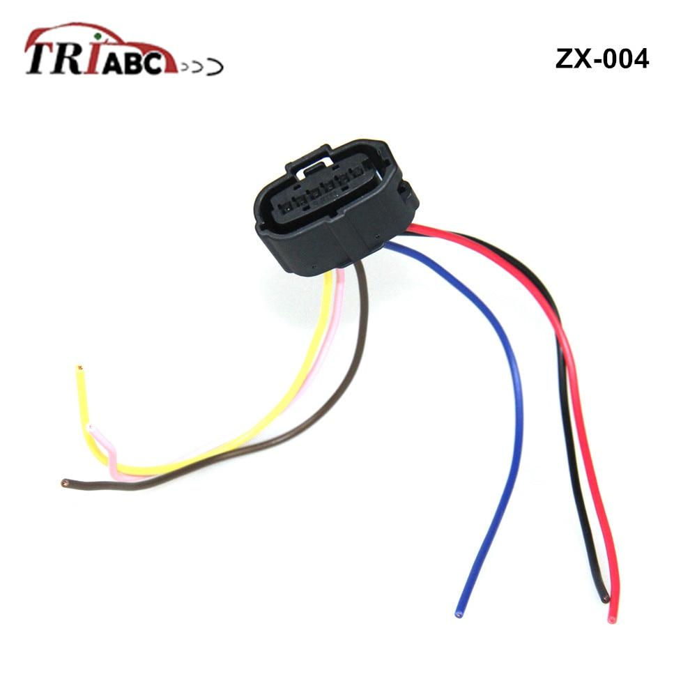 89341-33110 PDC aparcamiento conector para clavija de sensor para TOYOTA LEXUS 6-pin Wite cableado arnés cable flexible de Conexión enchufe 89341-33140 89341-33130