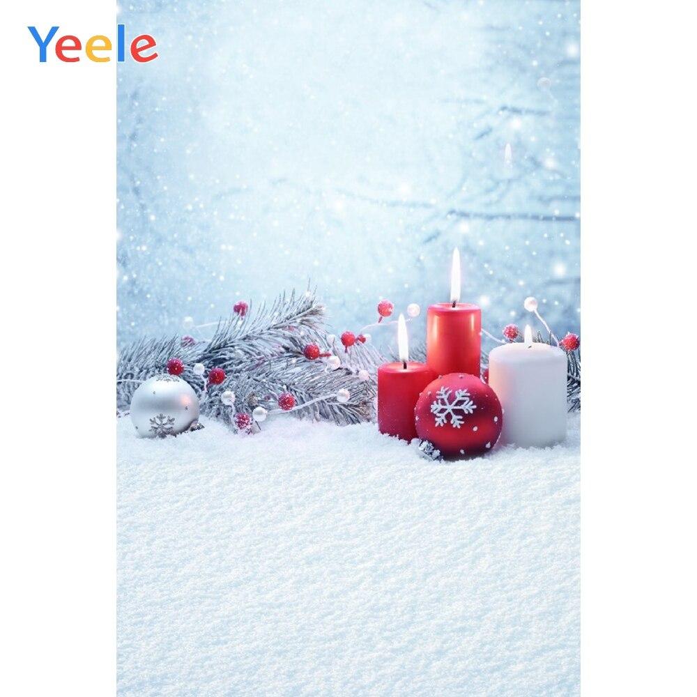 Купить yeele фотофон для фотосъемки рождественская вечеринка снег ребенок
