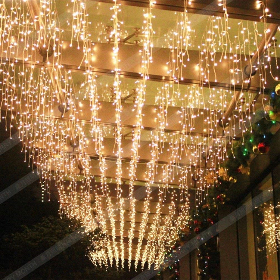 10M LED Fairy light Copper Wire String Holiday Lights Waterproof DIY Garland for Party Home Wedding Decoration Lighting