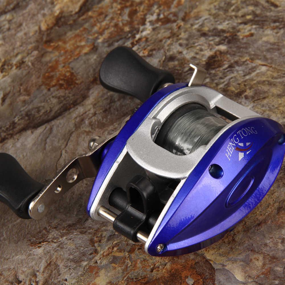 Right Hand Baitcasting Reel 3.3:1 Bait Casting Fishing Reel