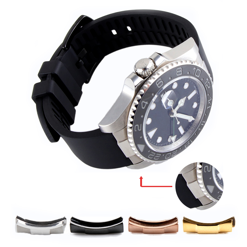 High Quality Stainless Steel End Link For Submaine Explorer GMT Day-tona Value Added Combination Watchband Connectors Tools