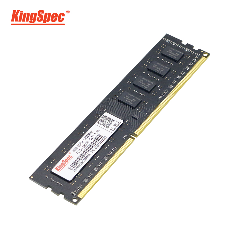 High Quality KingSpec ddr3 8GB 4GB RAM Memoria Ram For Laptop ddr 3 1600MHz ram ddr3 4gb 8gb Notebook image