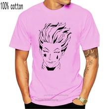 Hunter x Hunter Hisoka T-shirt, Phantom Spider, Gon Anime Cosplay Gift Top Men Cartoon t shirt men Unisex New Fashion tshirt