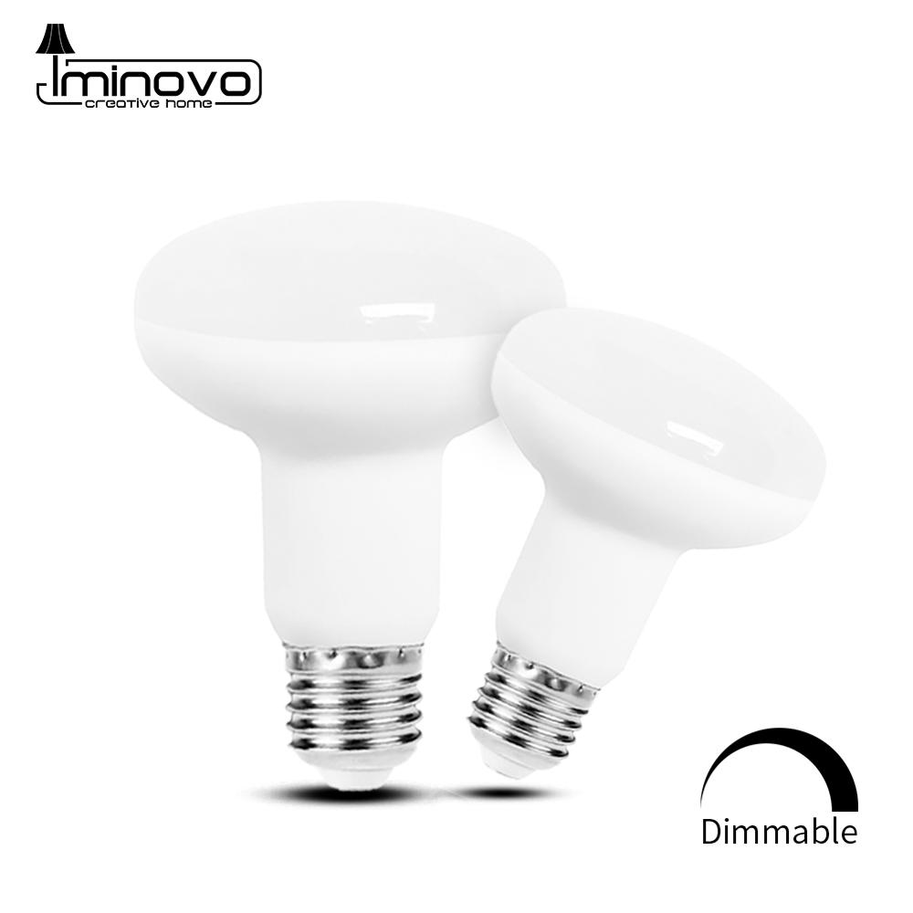 R63 R50 R39 R80 Dimmable E27 E14 LED Bulb Bombillas Lamp Lampada Ampoule Spotlight Light 3W 5W 9W Energy Saving Home 220V 110V