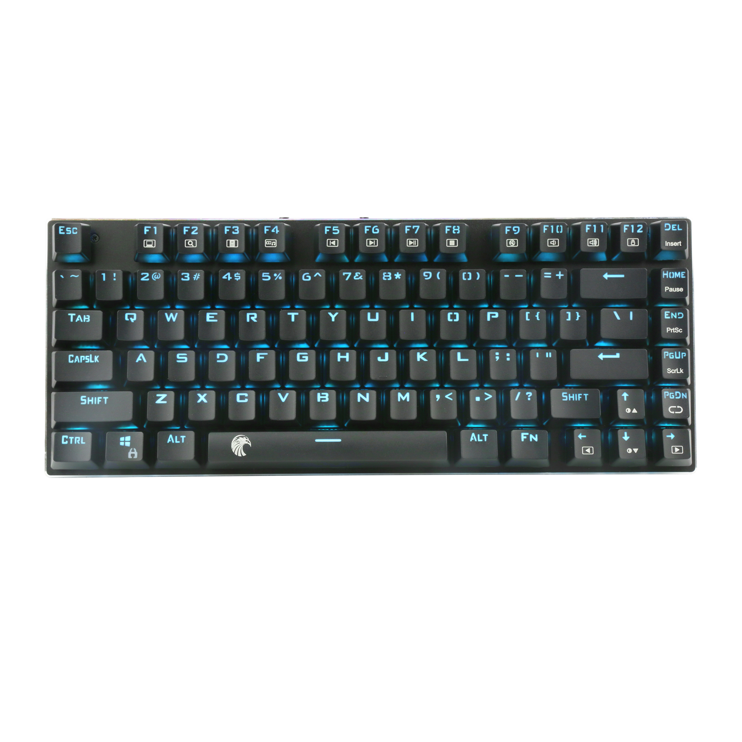 Blue, Keys, E-Element, Switches, Resistant, Gaming