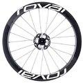 Fahrrad Aufkleber für Rennrad CL50 Laufradsatz Aufkleber Messer Ring Rad Set Ring Bremsscheibe 50 Messer Ring Aufkleber-in Fahrradaufkleber aus Sport und Unterhaltung bei