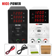 Adjustable DC Power Supply Profession 30V 10A USB Output Lab Bench Power Source Stabilized Power Supply Voltage Regulator Switch