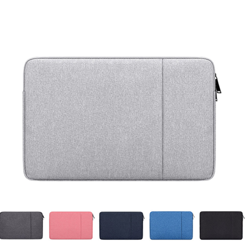 For Ipad Pro 12.9 Inch 2015 2017 2018 Sleeve Case for Laptop Bags 11,13,14,15,15.6 Inch Bag for Macbook Air 13.3 15.4 Pouch image