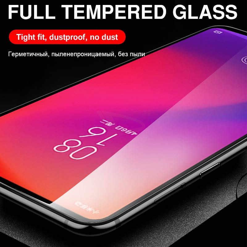 3Pcs Completa Dello Schermo In Vetro Temperato Per Xiaomi Redmi K20 Nota 8 7 6 Pro 5 Più di Vetro Trasparente Per redmi Nota 8 7A Pellicola Protettiva