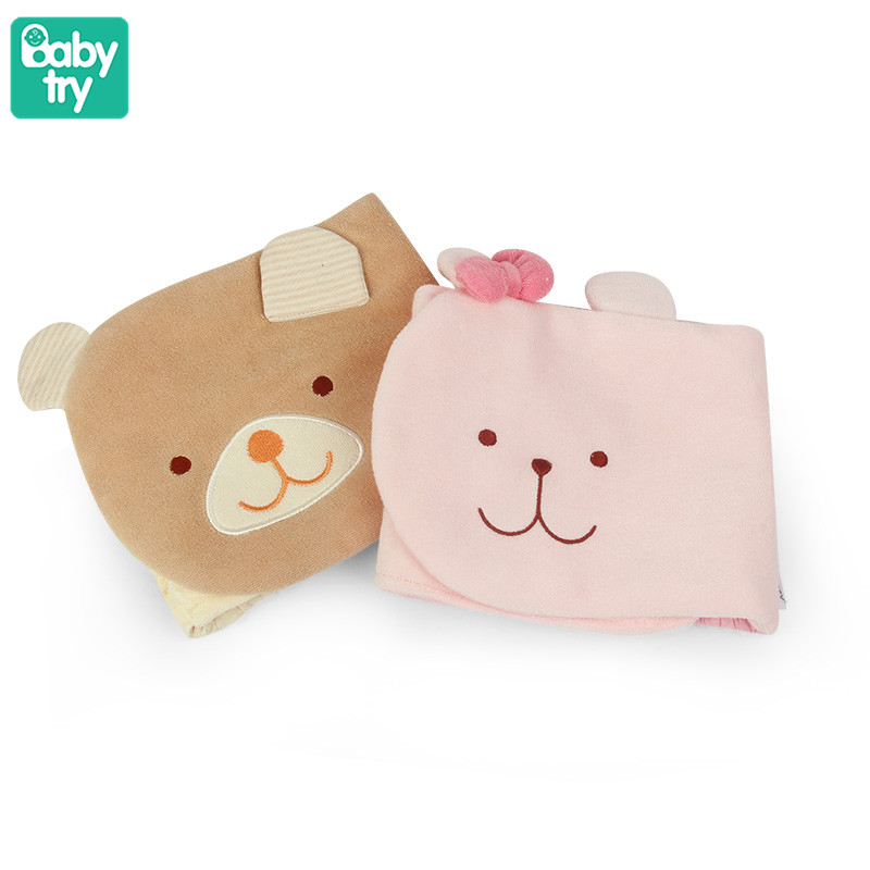 Baby Wrap-around Belly Girth Soft Cotton Protector Navel Guard Adjustable Belly Bands Newborn Umbilical Cord Care