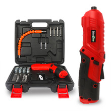 Electric-Screwdriver Power-Drill Cordless Rechargeable Makings ABS Maximum