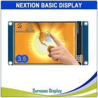 "3,5 ""NX4832T035 Nextion Grundlegende HMI Smart USART UART Serielle Resistive Touch TFT LCD Modul Display Panel für Arduino RaspBerry pi"