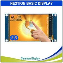 """3.5 """"NX4832T035 Nextion podstawowe HMI inteligentny USART szeregowy UART rezystancyjny ekran dotykowy moduł tft lcd panel wyświetlacza dla Arduino RaspBerry Pi w Moduły LCD od Części elektroniczne i zaopatrzenie na"""