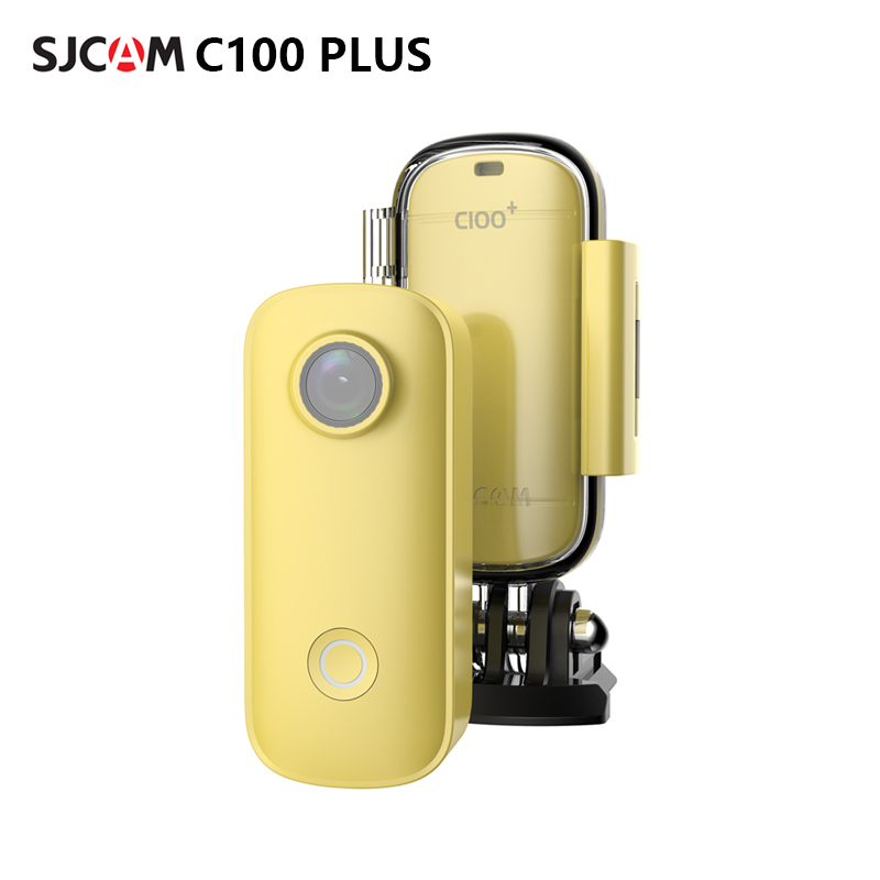 Thumb Camera SJCAM C100 Plus Mini Action Camera 2K 30FPS H.265 NTK96675 WiFi 30M Waterproof Sports DV Camera Webcam|Sports & Action Video Camera| - AliExpress