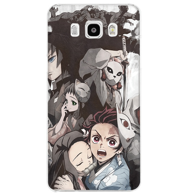 Demon Slayer Kimetsu No Yaiba Case Cover For Samsung Galaxy S M Series