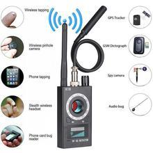 K18 GSM Detector Camera Finder Mini Wireless Audio Full-Range Anti-spier RF Signal Radio Wave Smart Remote Control  #5 new rf wireless signal radio detector audio bug tracer finder 100mhz 2600mhz 1 10m detecting range security