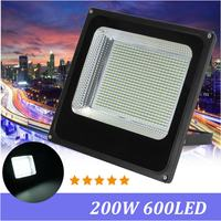 Outdoor Flood Lighting 200W 2835SMD LED Wall Washer Lamp Super Bright Security Lights Waterproof Led Spot Light
