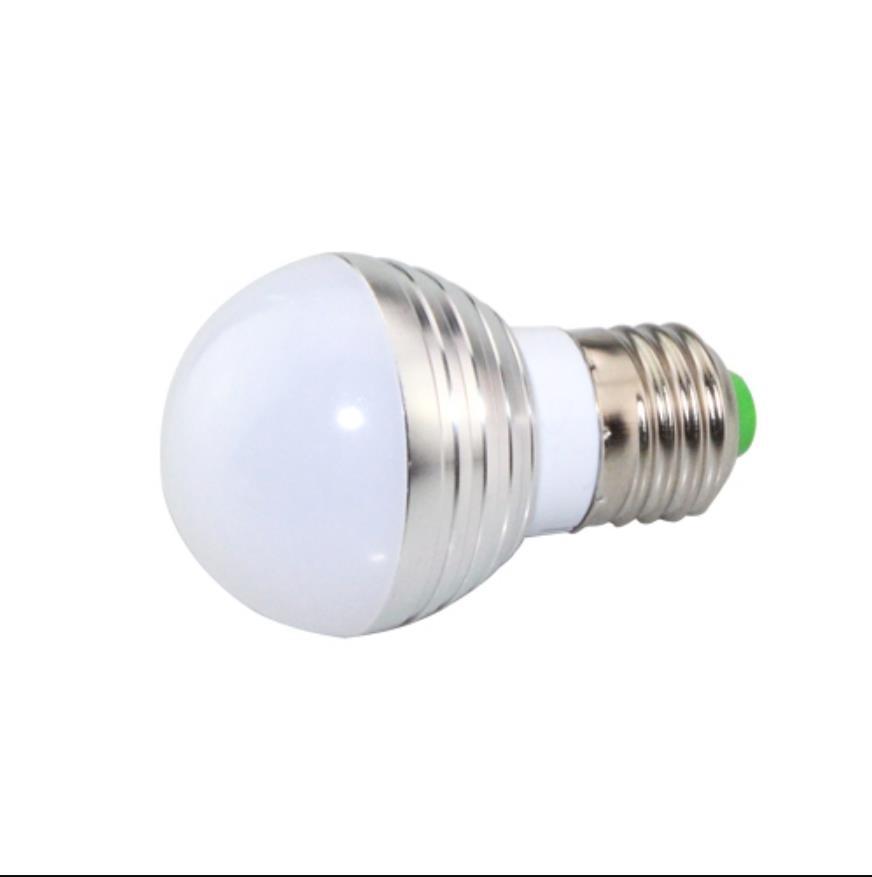 Image 4 - E27 E14 LED 16 Color Changing RGB Magic Light Bulb Lamp 85 265V 110V 120V 220V RGB Led Light Spotlight + IR Remote Control-in LED Bulbs & Tubes from Lights & Lighting