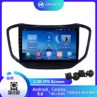 "10"" Android 9.0 Car Multimedia Radio Video Player For Chery Tiggo 5 2014 2019 With Accessories DSP 2 Din 360° Rearview Camera"