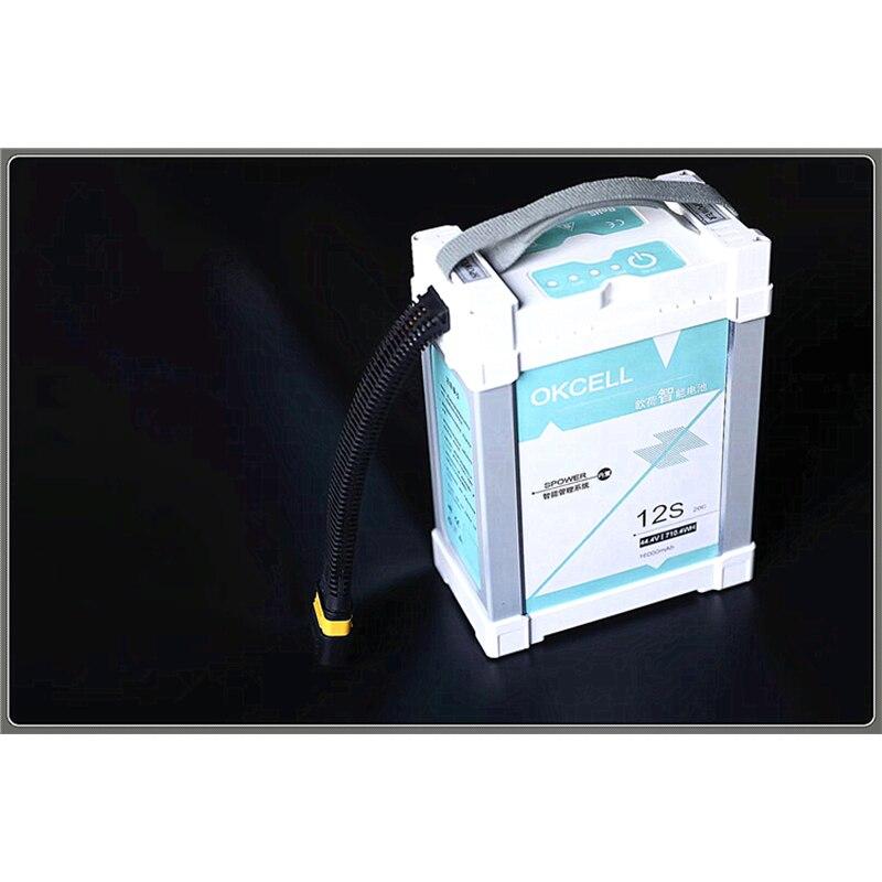 do uav da bateria de okcell 22000 v 12 s mg-1 mah mg-1p mah