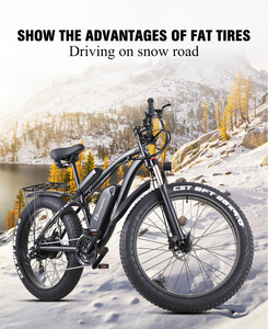Электровелосипед 1000 Вт, электровелосипед, 48В, увеличивающий рост, 26-дюймовые шины, электрическая техника bafang
