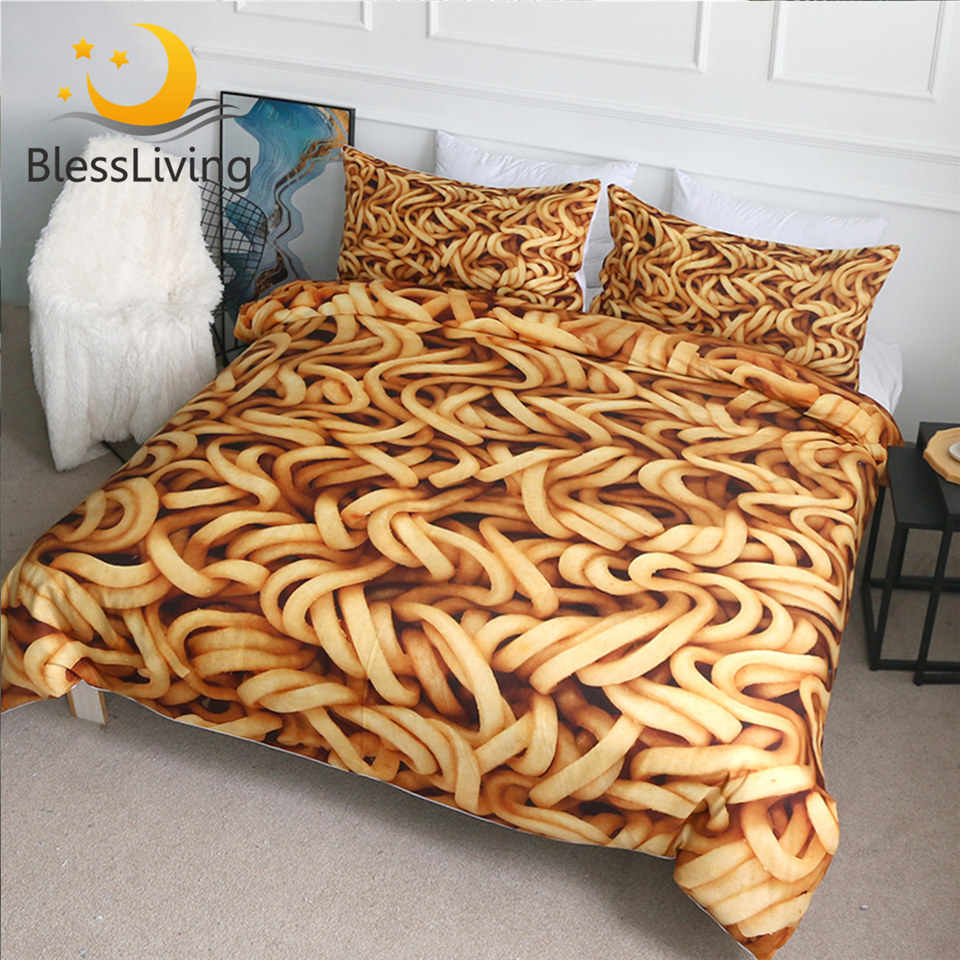 Blessliving Chocolate Bar Bedding 3 Piece Super Soft Funny Bed Sets 3d Realistic Giant Chocolate Duvet Cover For Boys Girls Bedding Sets Aliexpress