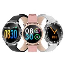 H7 Women Smart Watch IP67 Waterproof Heart Rate Monitoring Bluetooth Smartwatch For Android IOS Fitness Bracelet PK H1 H2