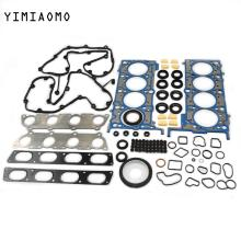 06e 103 148 ad engine repair rebuild cylinder head valve gasket repair kit for audi a4 s4 q5 vw touareg 3 0 tfsi 06e103153e Engine Repair Kit 079 198 023 R Cylinder Head Gasket Crankshaft Oil Seal Valve Stem Seal For Audi A4 A6 S4 S6 4.2L BHF BAS BAT
